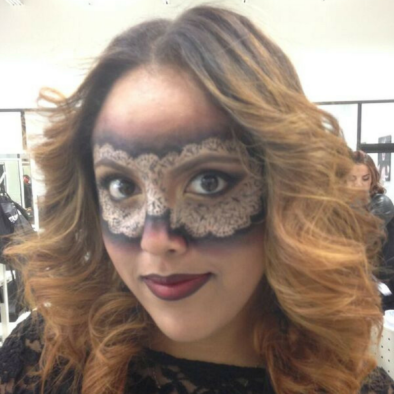 Halloween Makeup in Philadelphia